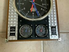 Horloge Local Time Spirit Of St Louis Airfield Wall Clock