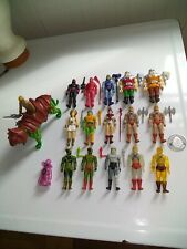Super7 MOTU He-Man Reaction 18 piece loose collection w/exclusives chase variant