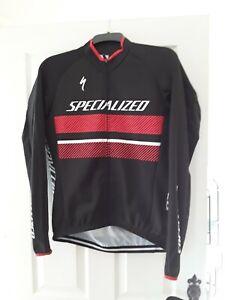 Specialized  winter Jersey xl