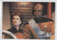 1999 Skybox Star Trek the Next Generation Season 7 #699 Eye Of The Beholder 0b5