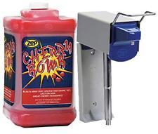 Zep 6001001 Soap Dispenser D4000 w/ 1 Gallon 95124 Cherry Bomb Hand Cleaner