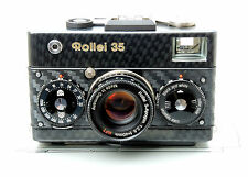 Rollei Compact Film Camera