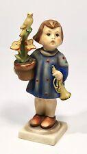 Hummel Goebel Figurine, Congratulations, Initialed, #17/0, Tmk3Ss, (1960-72)
