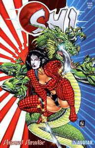 Shi: Poisoned Paradise #1B VF/NM; Avatar | save on shipping - details inside