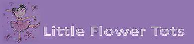 LITTLE FLOWER TOTS - kits by us