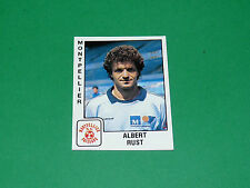 PANINI FOOTBALL FOOT 90 N°182 RUST MOSSON SC MONTPELLIER PAILLADE 1989-1990