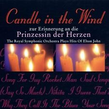 The Royal Philharmonic Orchestra Plays Hits of Elton John Candle in the Wind Neu
