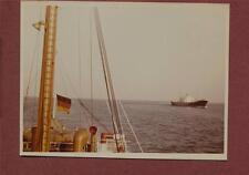 M.V. Adler, & Cuxhaven, near Bremerhaven,  July, 1958  photograph qa.30