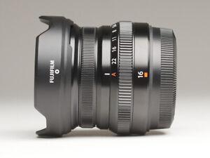 Fujifilm Fujinon XF 16mm f/2.8 R WR (schwarz)