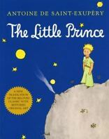 The Little Prince by Antoine De Saint Exupery a paperback book FREE USA SHIPING
