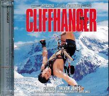 "Trevor Jones ""CLIFFHANGER"" score Intrada Ltd 2000 copies 2CD SEALED sold out"