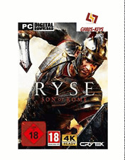Ryse Son of Rome Steam Key Pc Game Code Download Spiel Global [Blitzversand]