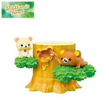 RE-MENT Rilakkuma Kasanete Rilakkuma's Forest Mini Figure Korilakkuma Honey Tree