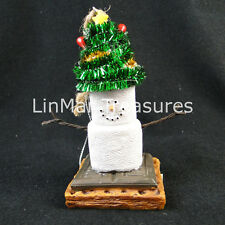 S'mores Tree Hat Ornament Decorated Christmas Tree Midwest CBK