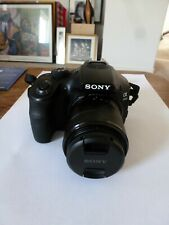 Sony Alpha a3000 20.1MP Digital Camera  with 18-55 mm Sony lens