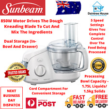 Sunbeam Food Processor Kitchen Multipro Compact Collection AUS
