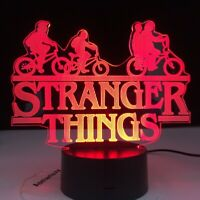 Stranger things 3d lamp figure lampara toy toys serie television tv