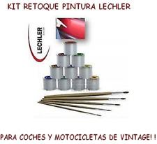 Kit de retoque COCHE 50 GR Pintura Lechler Código SEAT S5Y AZUL MAR