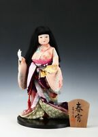 Japanese Oyama Doll / Traditional Ichimatsu Style