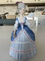"Lenox ""Governor's Garden Party"" Fine Porcelain Figurine 8"" Japan"
