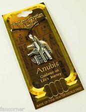 Stargate pendentif amulette du dieu Anubis egyptian amulet pendant anubis