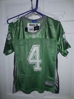 Brett Favre Green Bay Packers NFL  Reebok Vintage football Jersey - Ladies L -