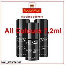 NEONAIL UV Hybrid Nail  Polish Soak off Gel UV/Led  All Colours 7,2ml