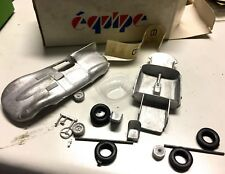 EQUIPE KIT IN METALLO 1:43 JAGUAR D TYPE LE MANS ECURIE ECOSSE MINT IN BOX