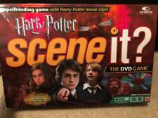 HARRY POTTER SCENE IT? DVD Game_*** EXCELLENT CONDITION *** 2005 1st Edition!!
