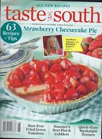 Taste of the South       May / June 2021   Strawberry Cheesecake Pie  YUM