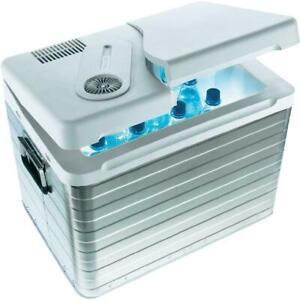 Mobicool Thermoelectric 12/230V Aluminium Cool Box, Motorhome/Caravan