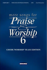 More Praise & Worship 6 - Piano/Vocal/Guitar Songbook 080689648878