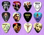 NIRVANA Guitar Picks Set of 12