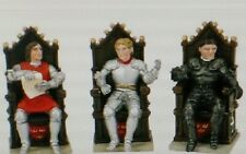 Britains 41139 Sir Percivale Tristan mordred round Table Figures NIB