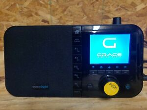 Grace Digital WiFi Music Player Internet Radio GDI-IRC6000 NO REMOTE