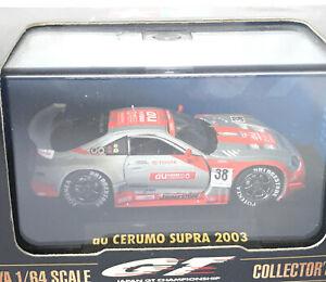 Tamiya 1/64 Collector's Club Toyota Supra JZA80 Cerumo JGTC 2003