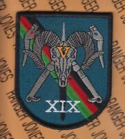 5th Bn 19th Special Forces Group Airborne SFGA OEF Deployment pocket patch