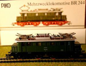 PIKO BR 244 068-3  Mehrzwecklokomotive  DR  Ep.4  OVP  NEUWERTIG   H0    #020