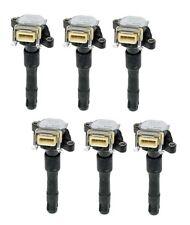 For BMW 3 5 7 8 Series M3 X5 E46 E39 Set 6 Spark Plug Ignition Coils Karlyn
