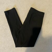 Eileen Fisher Womens Size S Small Black Skinny Ponte Pants