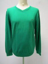 Tommy Hilfiger Herren Pullover Strickpullover grün Gr. L NEU
