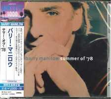 BARRY MANILOW-SUMMER OF '78-JAPAN CD Ltd/Ed B63