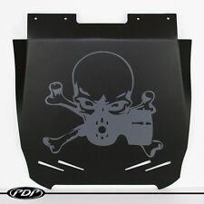 Yamaha Viper 2012+ Snow Flap, VIPER MT-X Mountain Snowflap _GASMASK_Gray