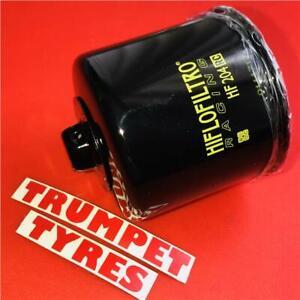 TRIUMPH 1050 SPRINT GT 11 - 15 RACE OIL FILTER GENUINE OE QUALITY HIFLO 204RC