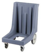 Cambro CD300HB401 Plastic Camdolly w/Handle & Rear Big Wheels - for Catering