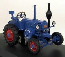 Schuco 1/43 Scale - 02845 Lanz Bulldog D9506 Blue diecast model tractor
