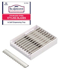 Scalpmaster #SC-7005 Stainless Steel Styling Blade