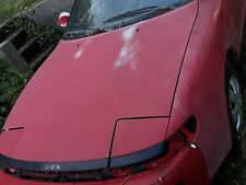 1990 1991  TOYOTA CELICA GT 2WD HOOD RED OEM CAR USED W/ CARBON FIBER TRIM