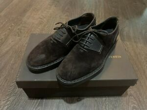 Bottega Veneta Women's Suede Loafer / Size 35 / Brown / Pre-Owned