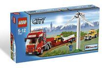 Brand New LEGO City 7747 Wind Turbine Transport Octan Windmill Factory Sealed